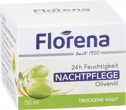 Florena Olivenöl Nachtpflege (50 ml) - 4005900108678