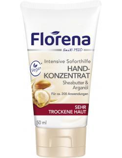 Florena Handkonzentrat Sheabutter & Arganöl