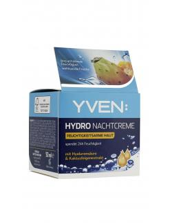 Yven Hydro Nachtcreme (50 ml) - 4260370430241