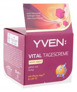 Yven Vital Tagescreme (50 ml) - 4260370430180