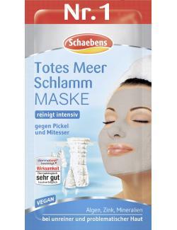 Schaebens Totes Meer Maske (15 ml) - 4003573020068