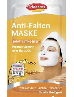 Schaebens Anti-Falten Maske (2 x 5 ml) - 4003573020051