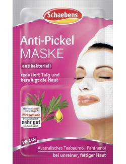 Schaebens Anti-Pickel Maske (2 x 5 ml) - 4003573020006