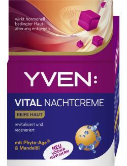 Yven Vital Nachtcreme (50 ml) - 4260370430203