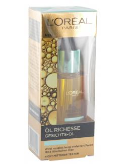 L'Oréal Öl Richesse Gesichts-Öl (30 ml) - 3600522894100