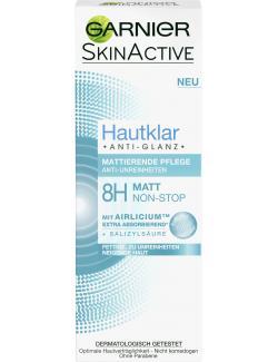 Garnier Skin Naturals Hautklar Anti-Glanz mattierende Pflege (50 ml) - 3600541609587