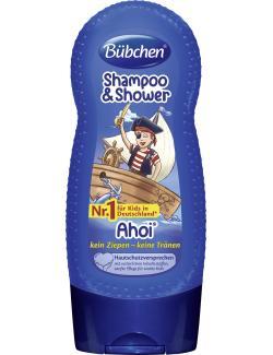 Bübchen Shampoo & Shower Ahoi (230 ml) - 7613035080058