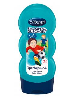 Bübchen Shampoo & Shower Sportsfreund (230 ml) - 7613035058460
