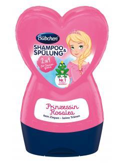 Bübchen Shampoo & Spülung 2in1 Prinzessin Rosalea