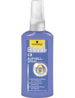 Schwarzkopf Blonde S1 Aufhell-Spray (125 ml) - 4015001007855