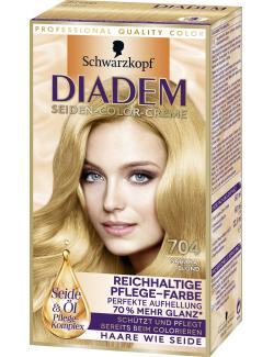 Schwarzkopf Diadem Seiden-Color-Creme Shaharablond 704 (142 ml) - 4015001010268