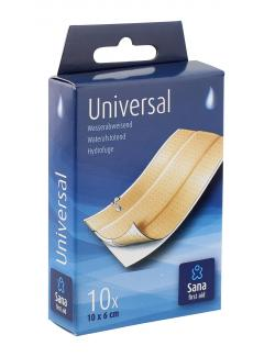Sana first aid Universal Pflaster wasserabweisend