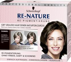 Schwarzkopf Re-Nature Creme dunkel (100 ml) - 4015001010701
