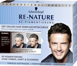 Schwarzkopf Re-Nature Creme dunkel (100 ml) - 4015001010718