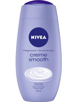 Nivea Creme Smooth Cremedusche (250 ml) - 4005900135797