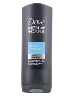 Dove Men+Care Clean Comfort Pflegedusche (250 ml) - 8712561847452