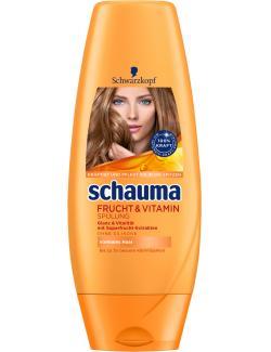 Schwarzkopf Schauma Frucht & Vitamin Spülung (250 ml) - 4015001005264