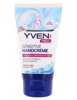 Yven Med Sensitive Handcreme (75 ml) - 4260370430722