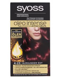 Syoss Oleo Intense Coloration 4-23 burgunderrot (115 ml) - 4015000978354