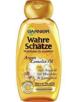 Garnier Wahre Schätze nährendes Shampoo Argan- und Camelia-Öl