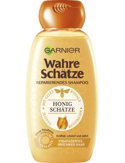 Garnier Wahre Schätze stärkendes Shampoo Honig