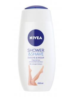 Nivea Shower & Shave Duschgel (250 ml) - 9005800228914