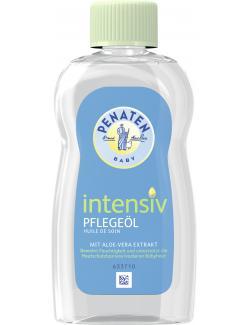 Penaten Baby Intensiv Pflegeöl Aloe Vera