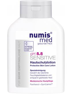 Numis med pH 5,5 Sensitive Hautschutzlotion