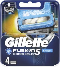 Gillette Fusion 5 Proshield Chill Klingen