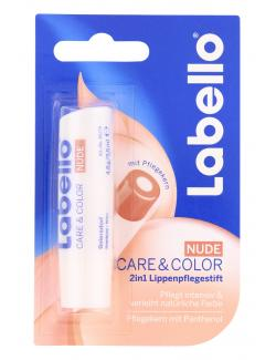 Labello Care & Color nude (1 St.) - 4005900193421