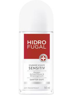 Hidro Fugal Anti-Transpirant sensitiv Roll-on