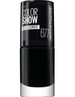 Maybelline New York Colorshow Nagellack 677 blackout (1 St.) - 30097025