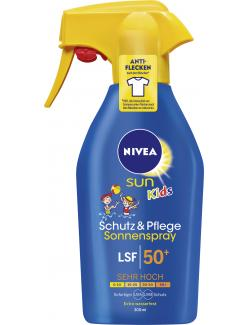 Nivea Sun Kids Schutz & Pflege Sonnenspray LSF 50+