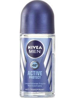 Nivea Men Active Protect Deo Roll-On (50 ml) - 42299462