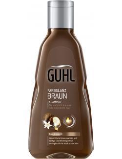 Guhl Shampoo Farbglanz Braun Kukuinuss-Öl (250 ml) - 4072600221358