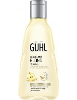 Guhl Shampoo Farbglanz Blond Chardonnay-Beere (250 ml) - 4072600221341