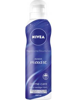 Nivea Pflegedusche Seidenmousse creme care (200 ml) - 4005900121905