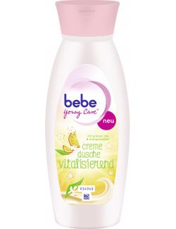 Bebe Young Care Cremedusche vitalisierend (250 ml) - 3574661249223