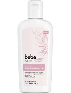 Bebe More Sensitive Reinigungsmilch (200 ml) - 3574661222608