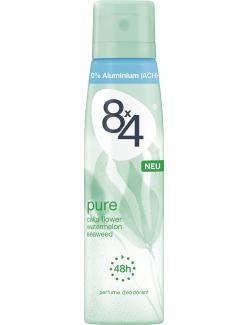 8x4 Pure Deo Spray