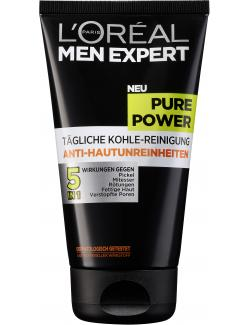 L'Oréal Men Expert Pure Power Anti-Hautunreinheiten (150 ml) - 3600522418276