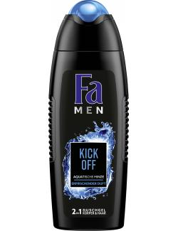 Fa Men Kick off Refreshing Duschgel Körper & Haar (250 ml) - 4015100186659