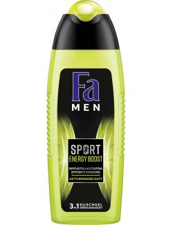 Fa Men Sport Duschgel Energy Boost (250 ml) - 4015100183627