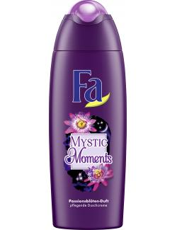 Fa Mystic Moments Duschcreme Sheabutter & Duft der Passionsblüte (250 ml) - 4015100182446