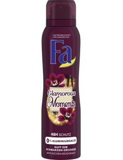 Fa Glamorous Moments Deospray Edler Duft