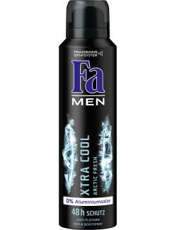 Fa Men Deo & Bodyspray Xtra Cool (150 ml) - 4015100181043