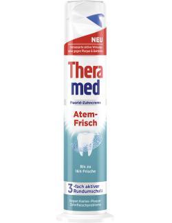 Theramed Fluorid-Zahncreme Atem-Frisch (100 ml) - 4015100185287