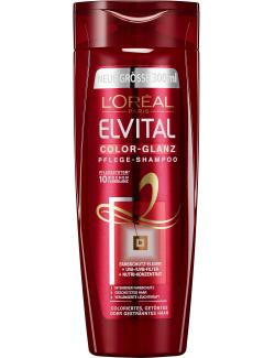L'Oréal Elvital Color-Glanz Shampoo (300 ml) - 3600523289806