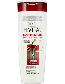 L'Oréal Elvital Total Repair 5 Shampoo (300 ml) - 3600523289813