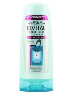 L'Oréal Elvital Tonerde Absolue Pflegespülung (200 ml) - 3600523215614
